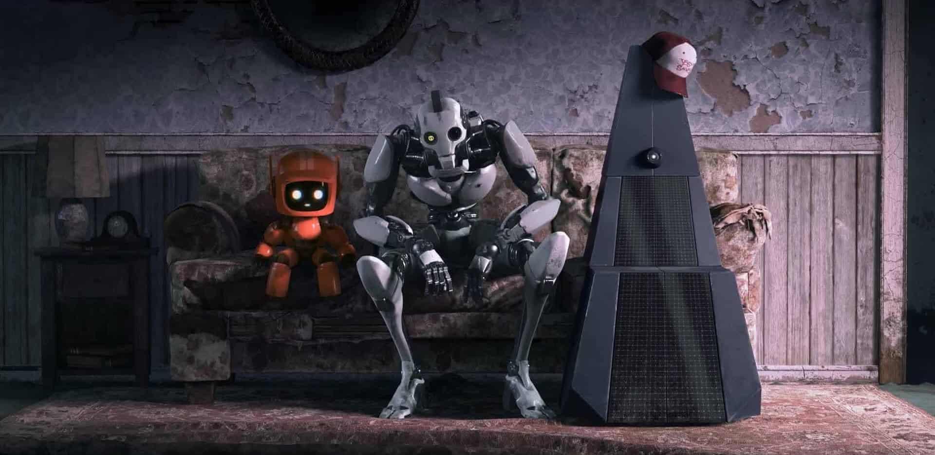 love death & robots migliori episodi