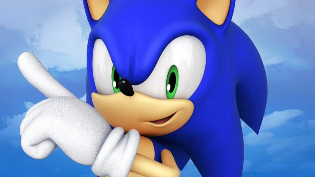 sonic the hedgehog trama