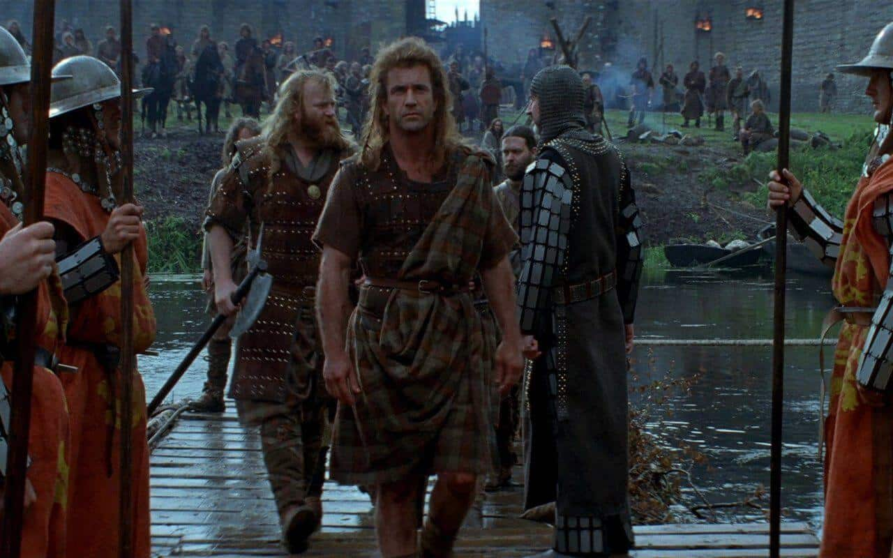 personaggi iconici William Wallace