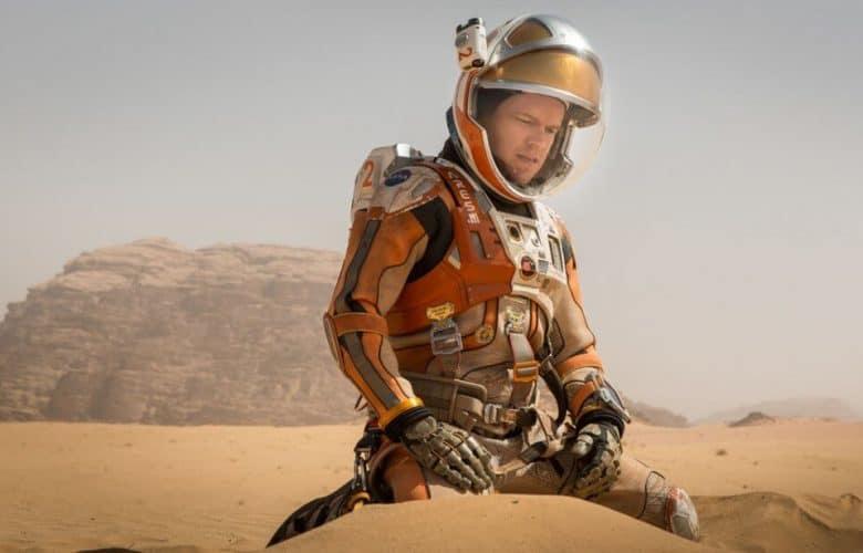 The Martian curiosità