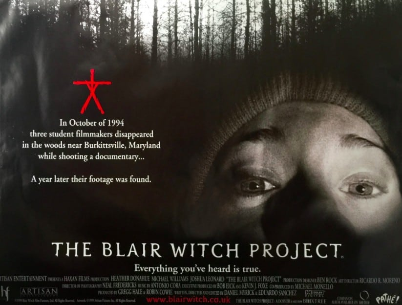 the blair witch project marketing