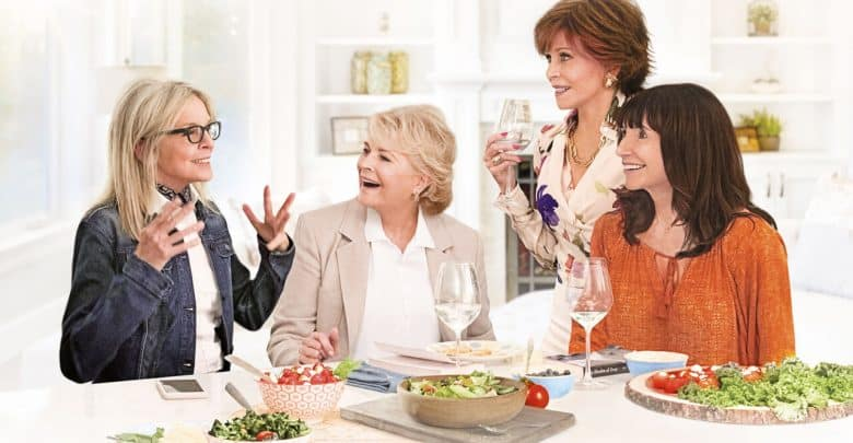 Photo of Book Club: recensione del film con Jane Fonda e Diane Keaton