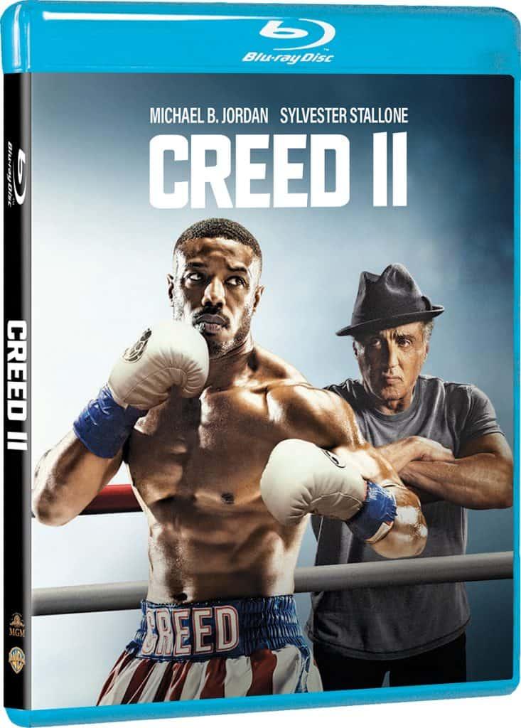 Creed 2 in bluray