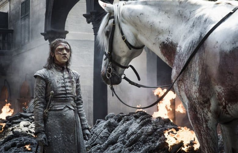 game of thrones cavallo bianco