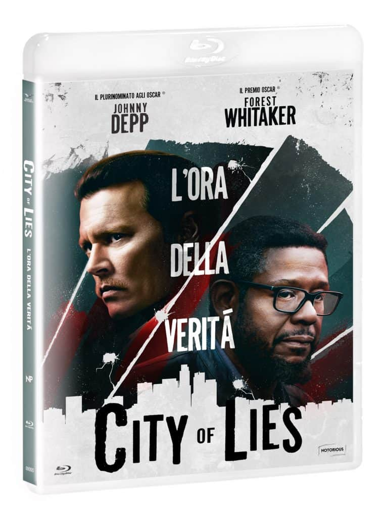 City of Lies BD