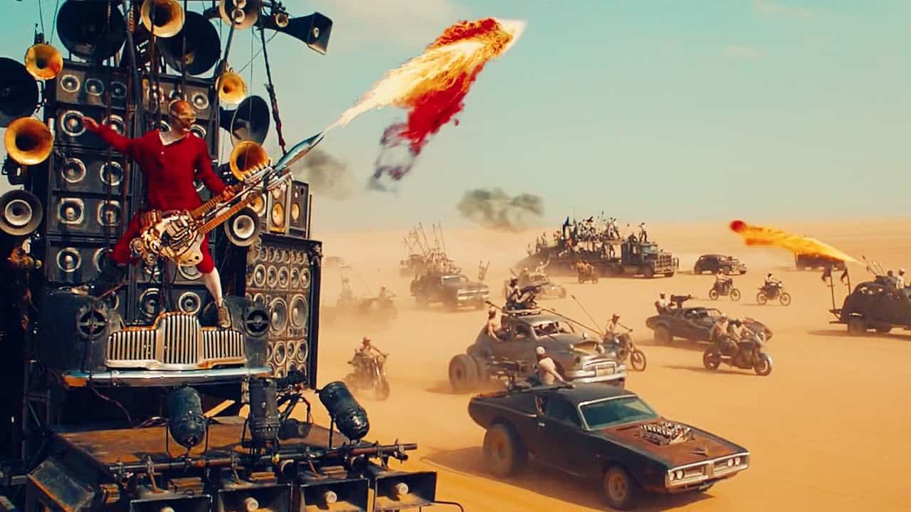 mad max fury road sequel