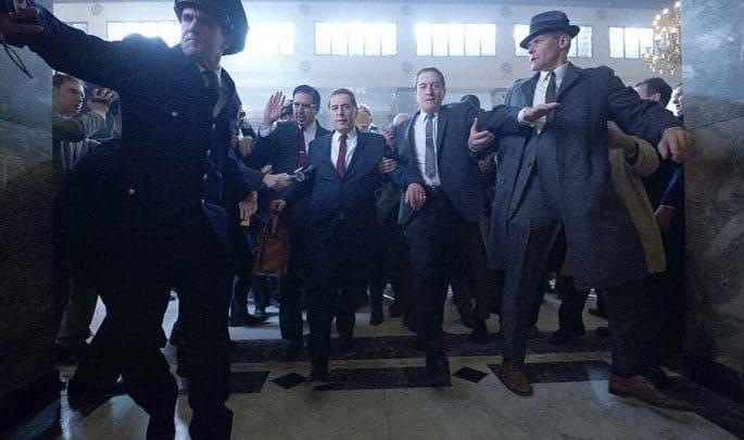 Photo of The Irishman: Scorsese diffonde le prime immagini del suo nuovo film