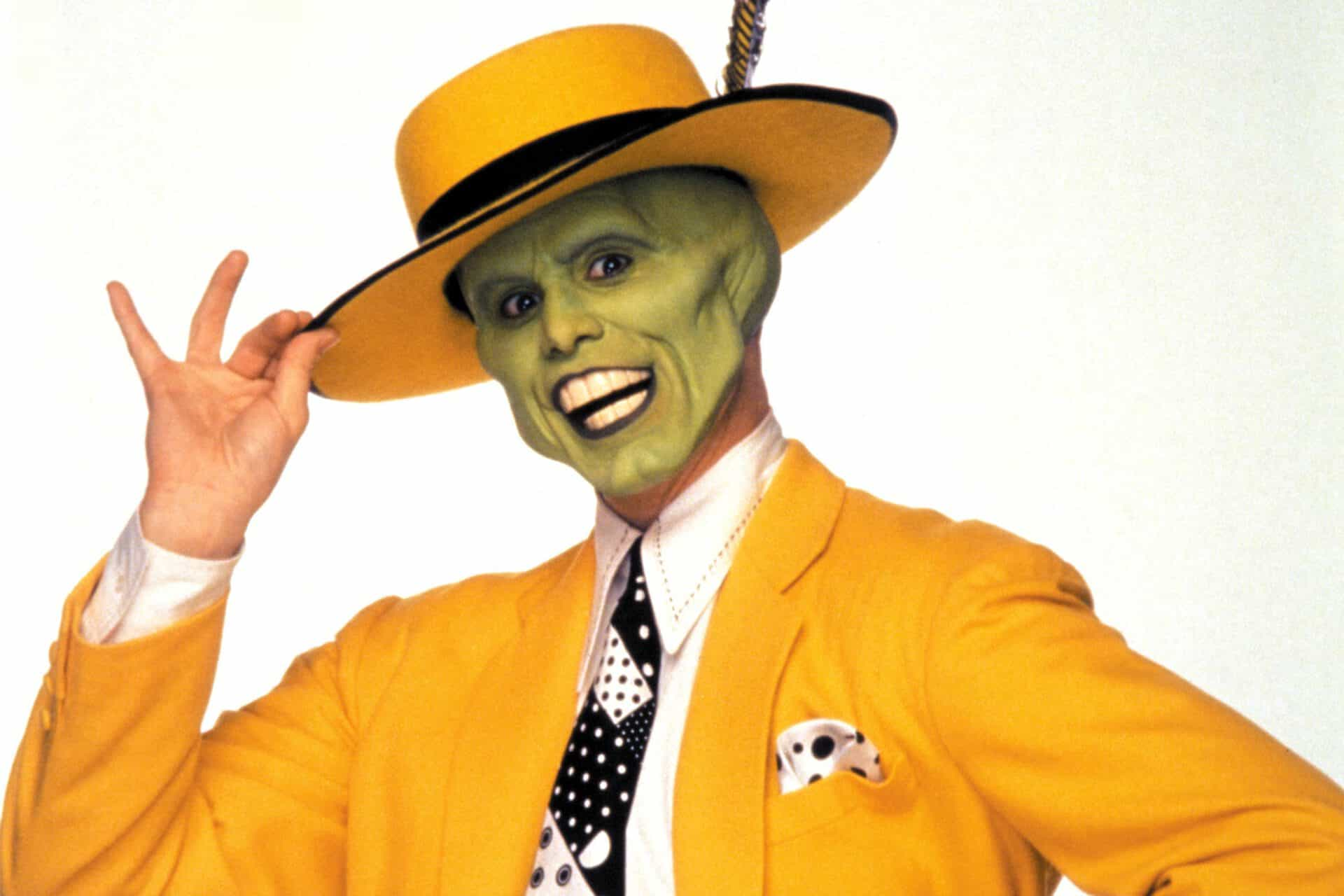the mask remake