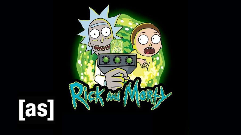 rick and morty 4 titoli episodi