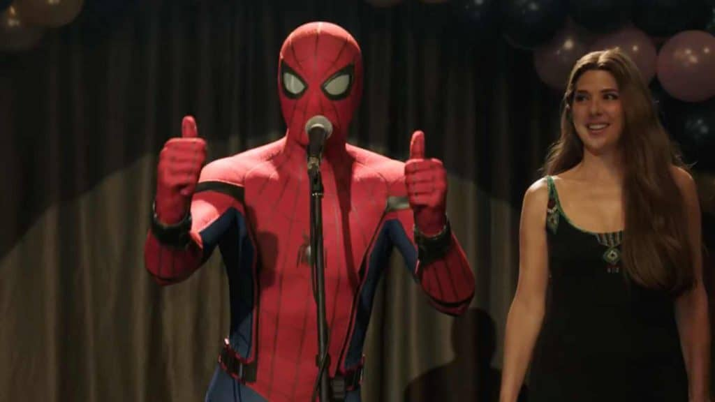 spider man far from home recensione