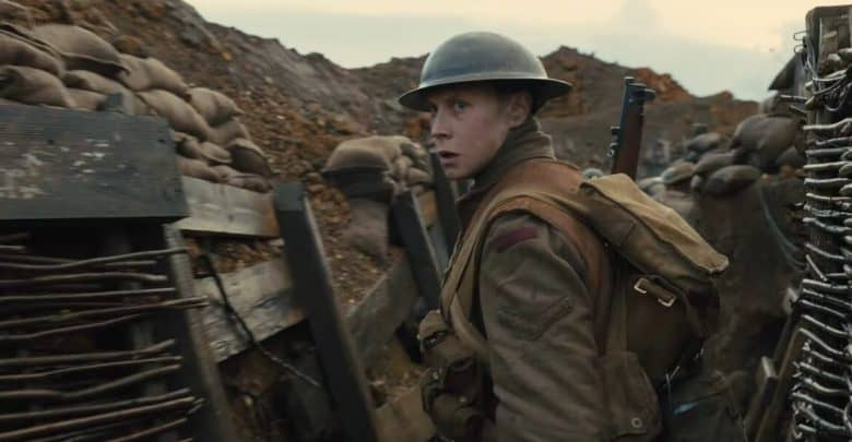 Photo of 1917: online il primo trailer del nuovo film di Sam Mendes