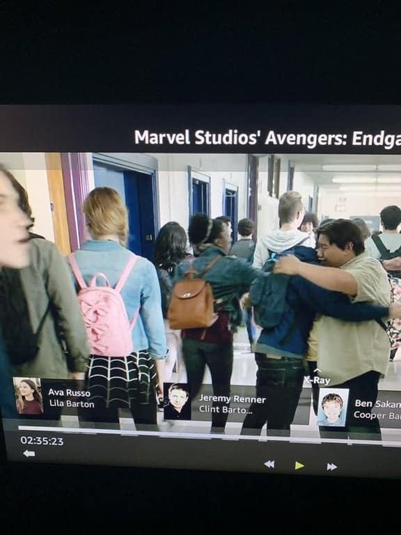avengers endgame easter egg