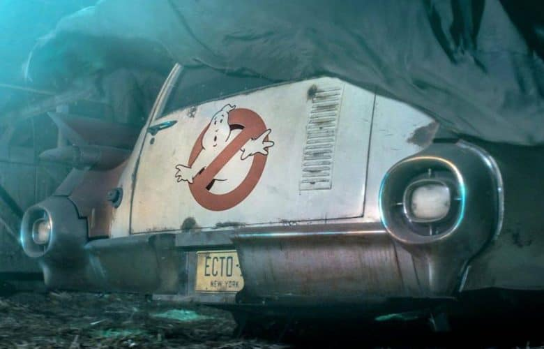 ghostbusters 2020 ecto1