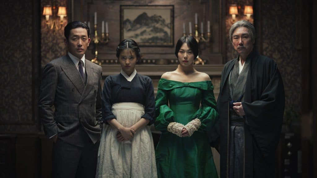 Mademoiselle: recensione Park Chan-wook