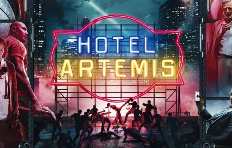hotel artemis recensione