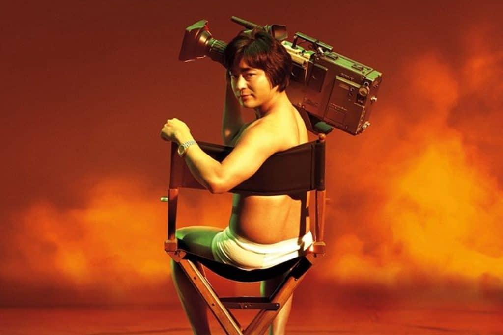 Il regista nudo recensione