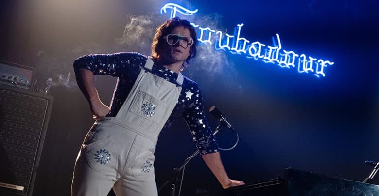 Photo of Rocketman: diffusa una scena tagliata dal film su Elton John