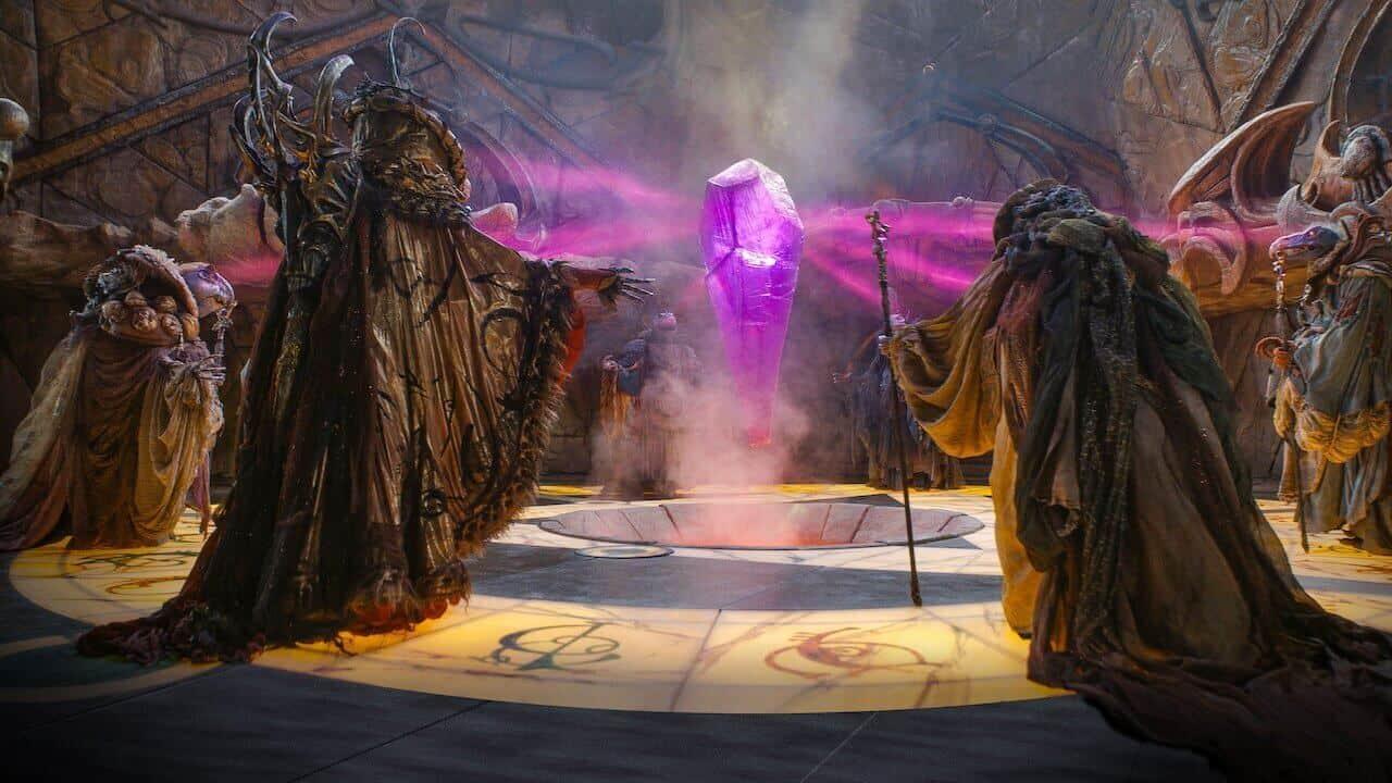 Dark Crystal recensione