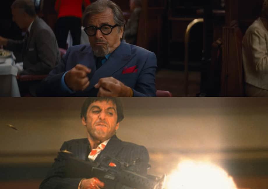 Scarface Al Pacino Tarantino