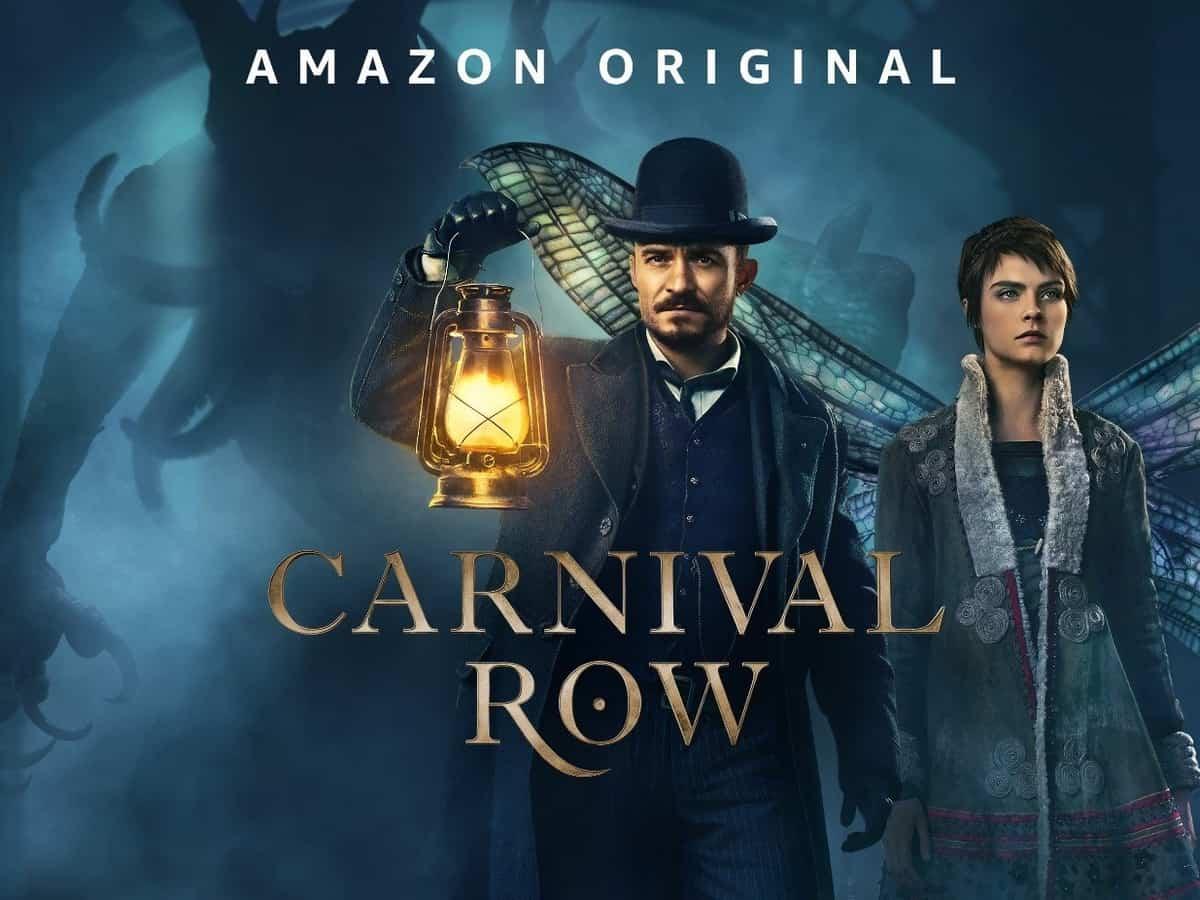 carnival row recensione