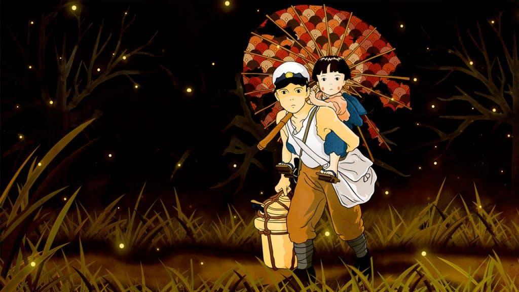 film animazione giapponese migliori