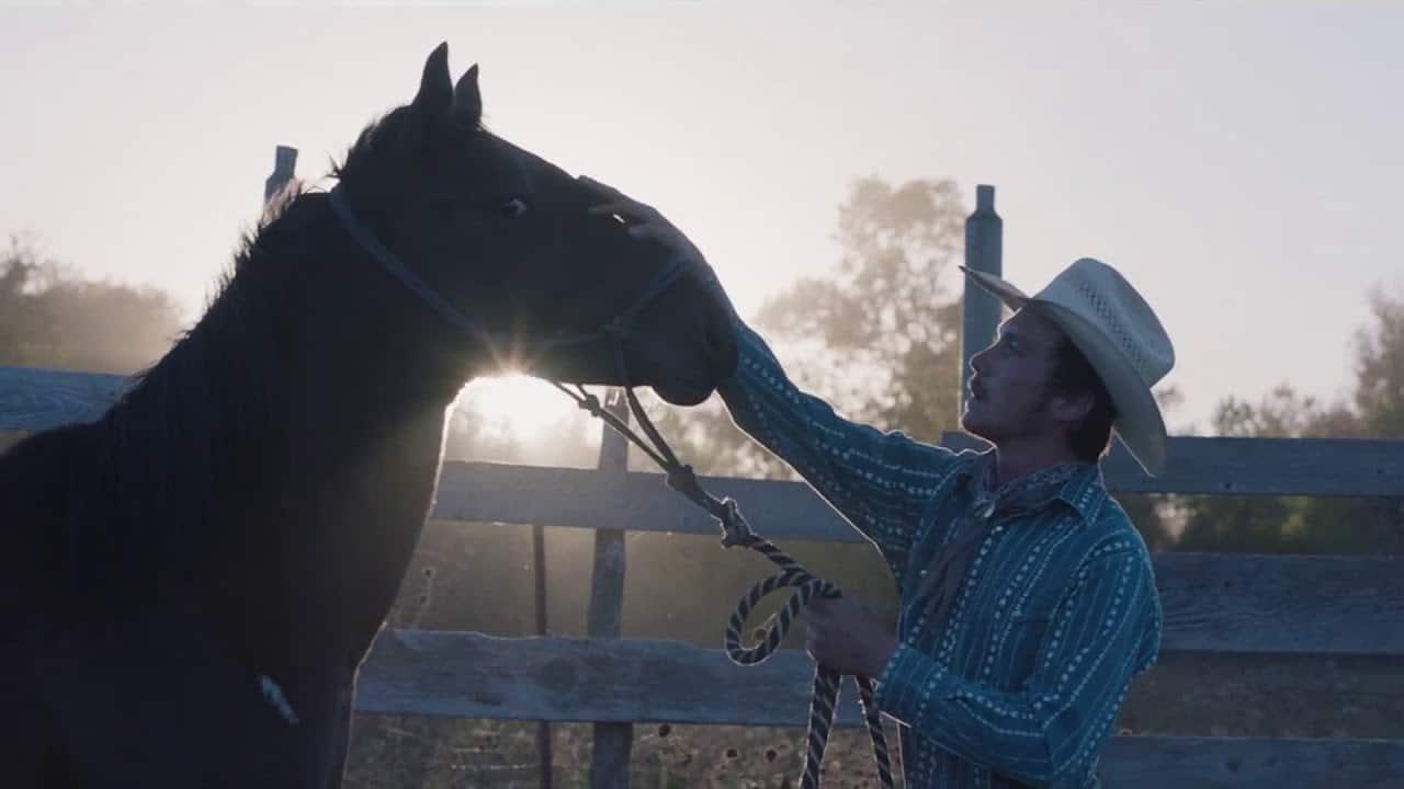 The Rider - Il sogno di un cowboy: recensione film Chloé Zhao