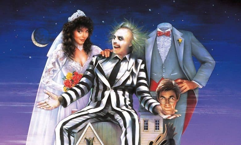 Photo of Beetlejuice: il macabro è entrato nel cinema di Tim Burton