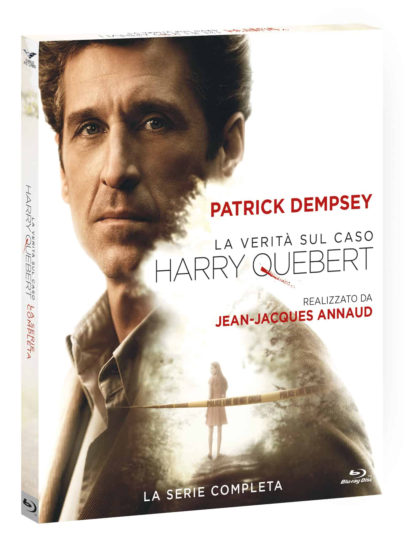 La Verita Harry Quebert Bluray copertina