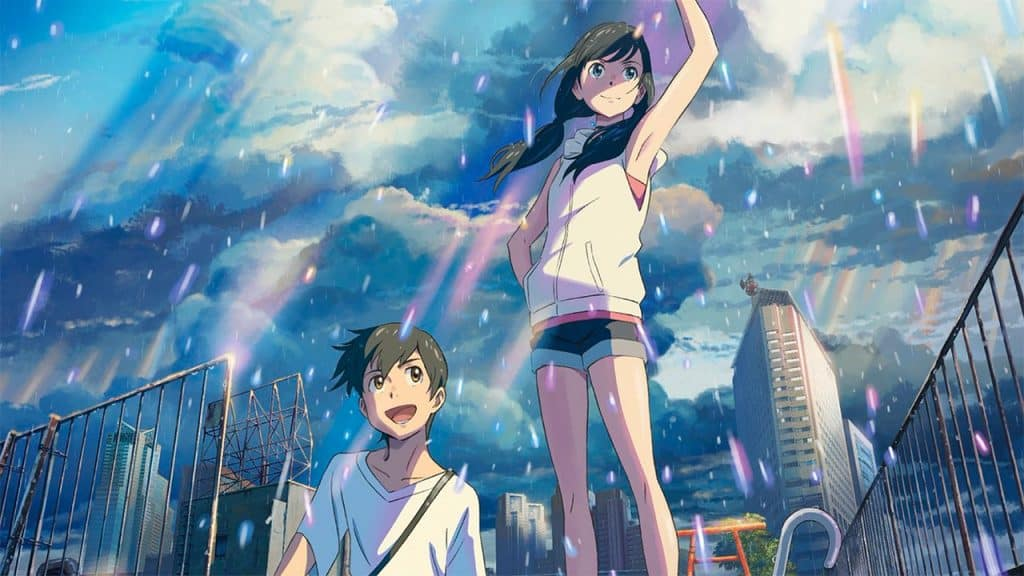 Weathering with you recensione