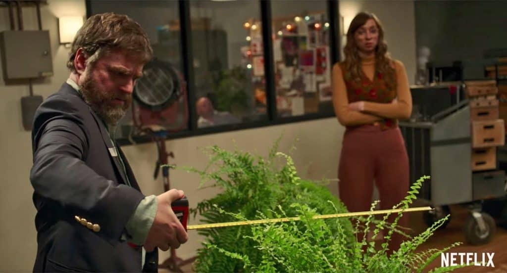 Between two ferns: The movie recensione