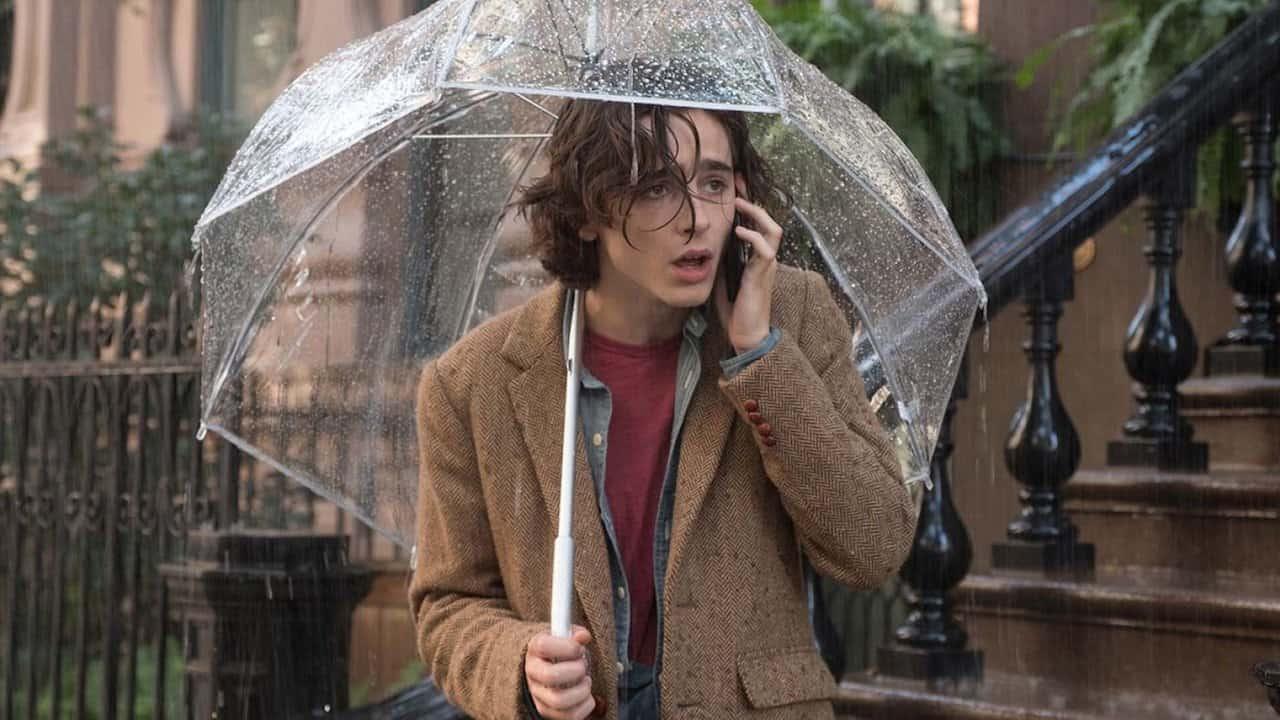 Un giorno di pioggia a New York recensione