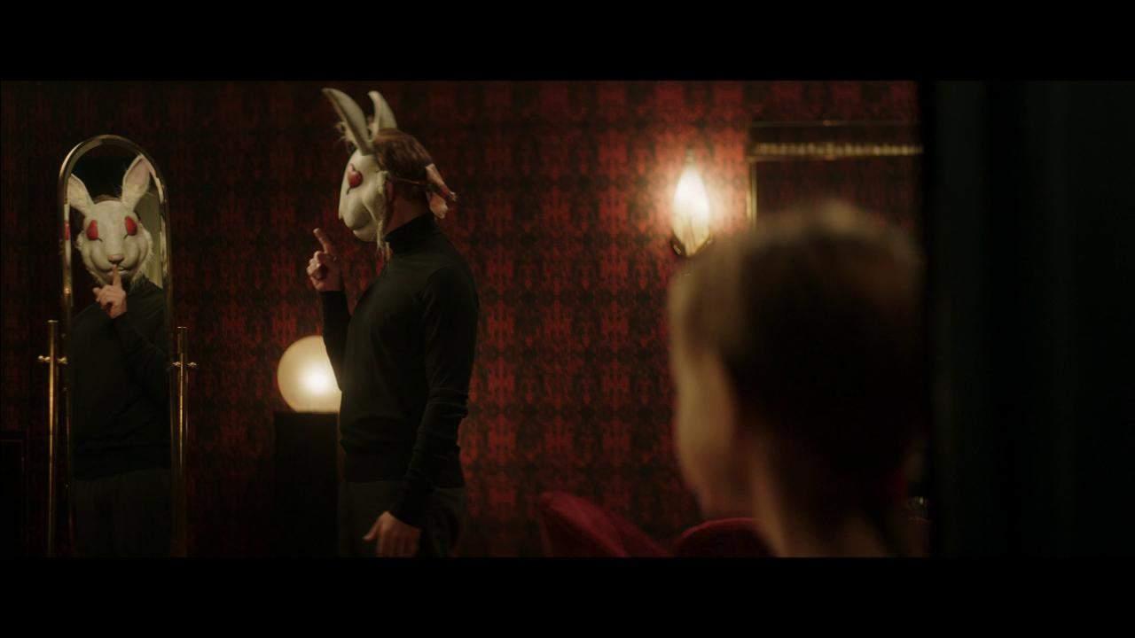 L'uomo del labirinto recensione film con Dustin Hoffman