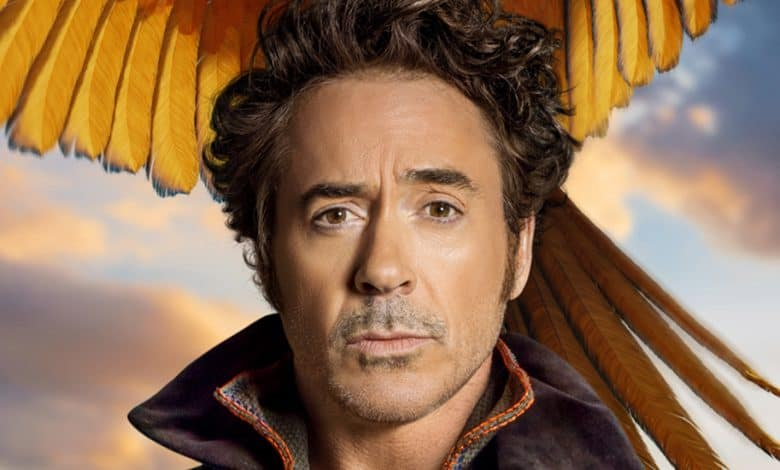 Photo of Dolittle: Robert Downey Jr. insieme agli animali nei nuovi poster del film