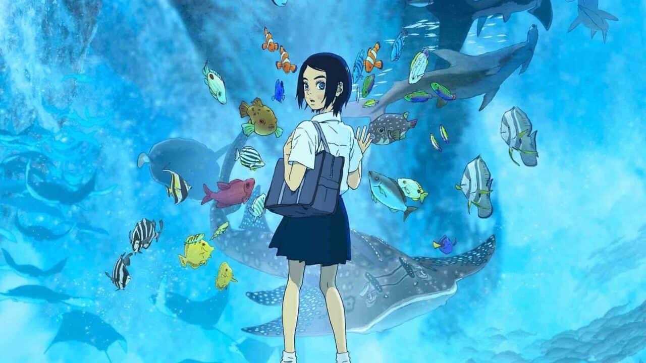 figli del mare film animazione giapponese