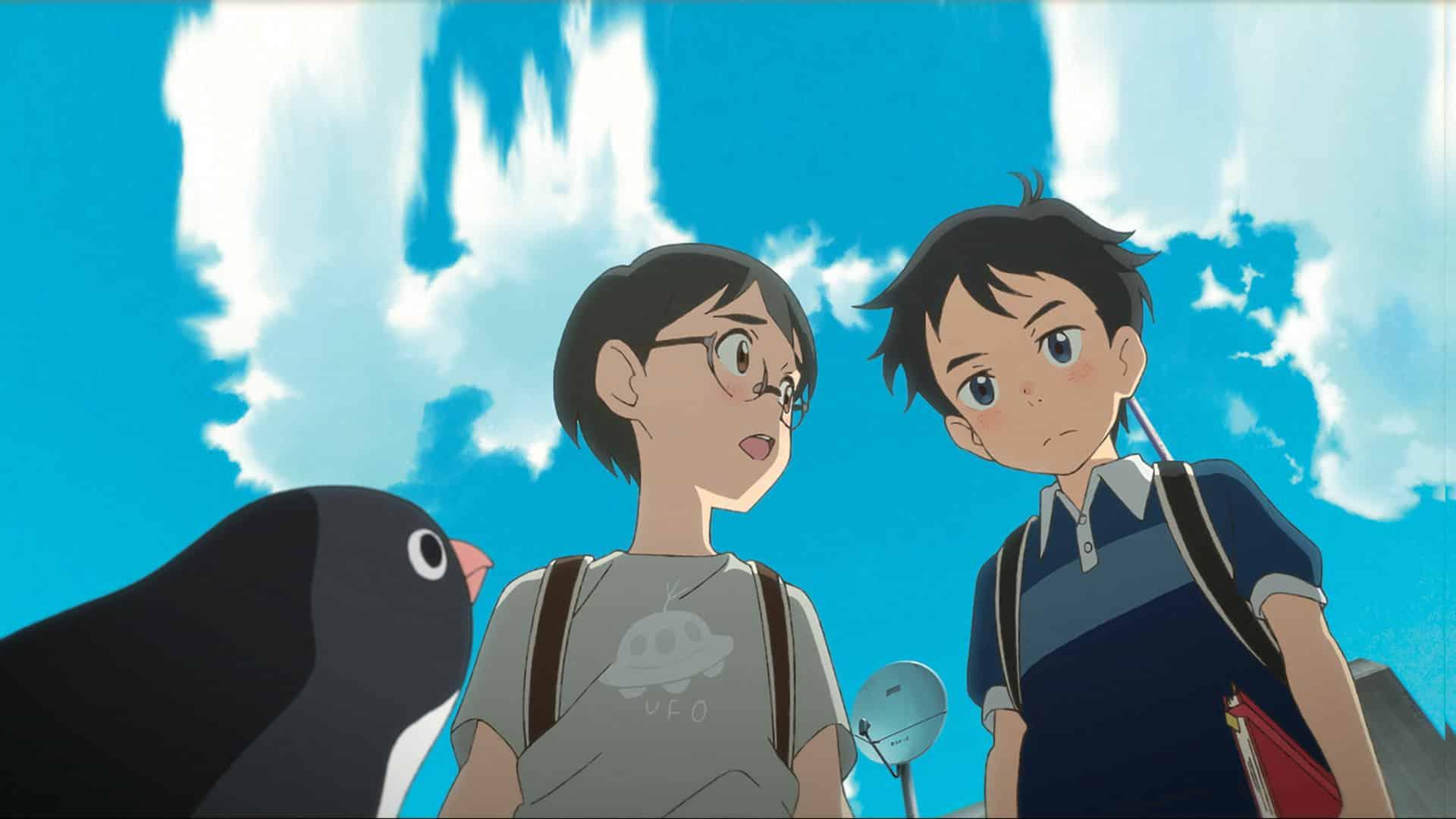 penguin highway film animazione giapponese
