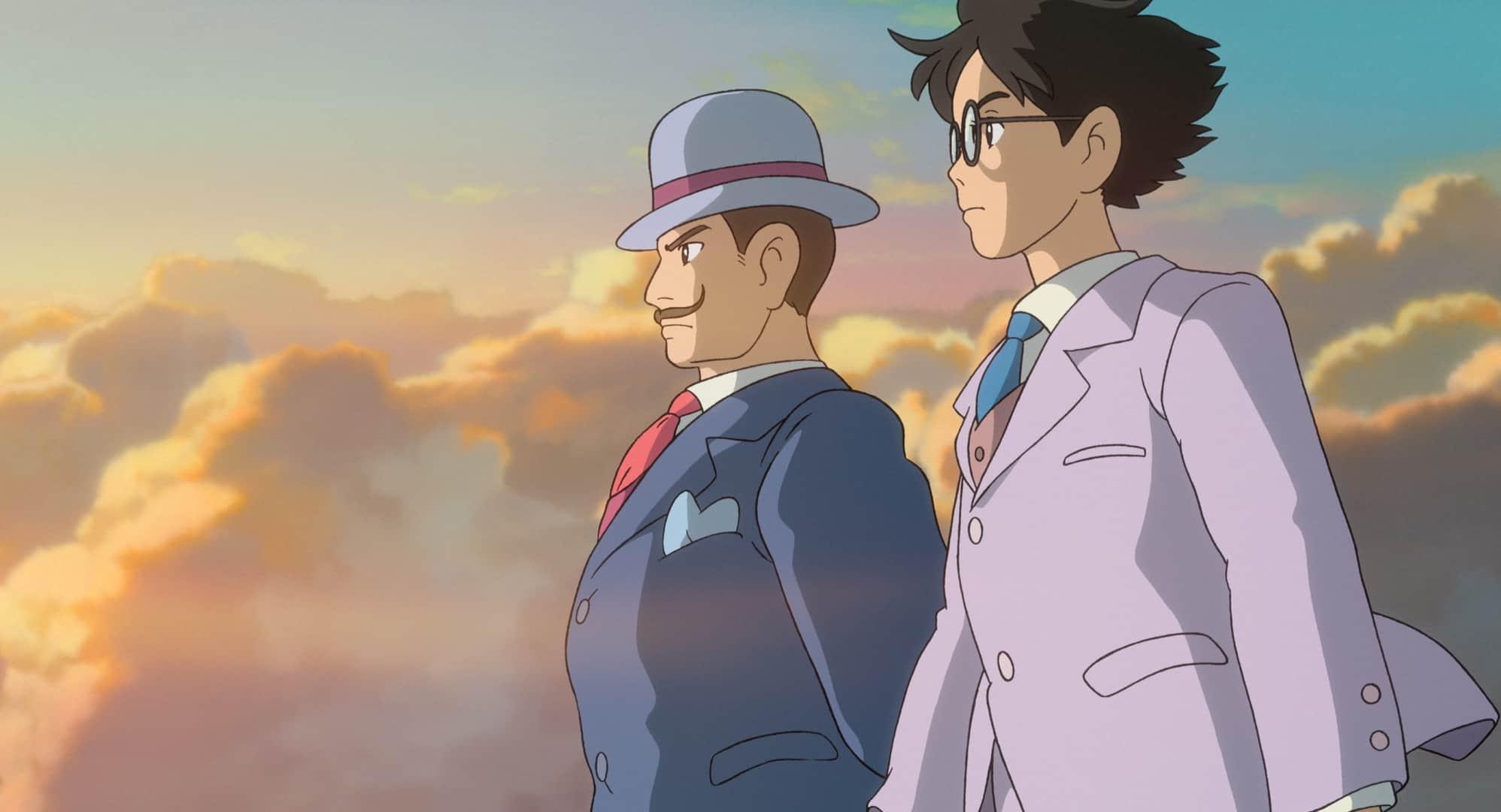 Si alza il vento film animazione giapponese