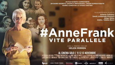 Photo of Anne Frank Vite Parallele: recensione del film evento