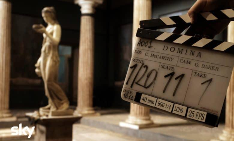 Photo of Domina: La nuova serie Sky sulle donne dell'antica Roma