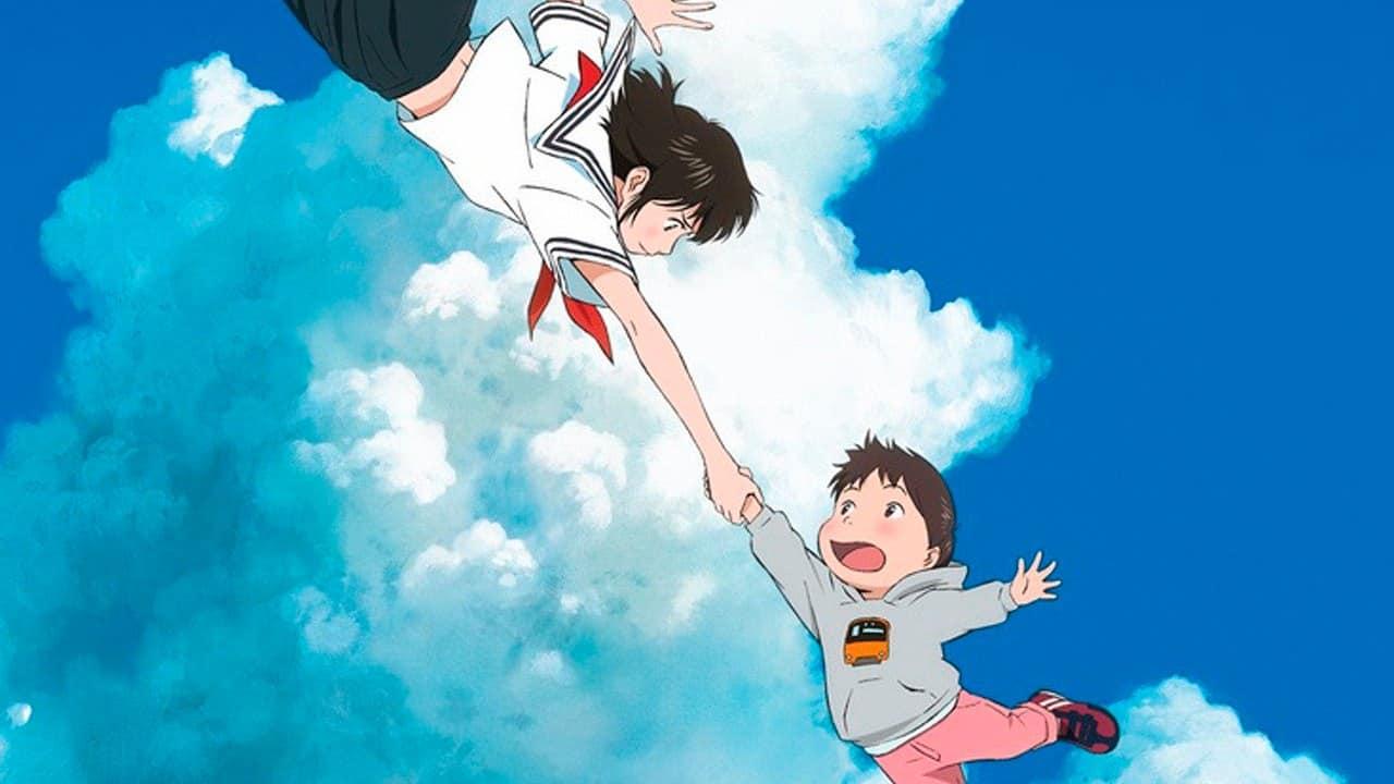 mirai film animazione giapponese
