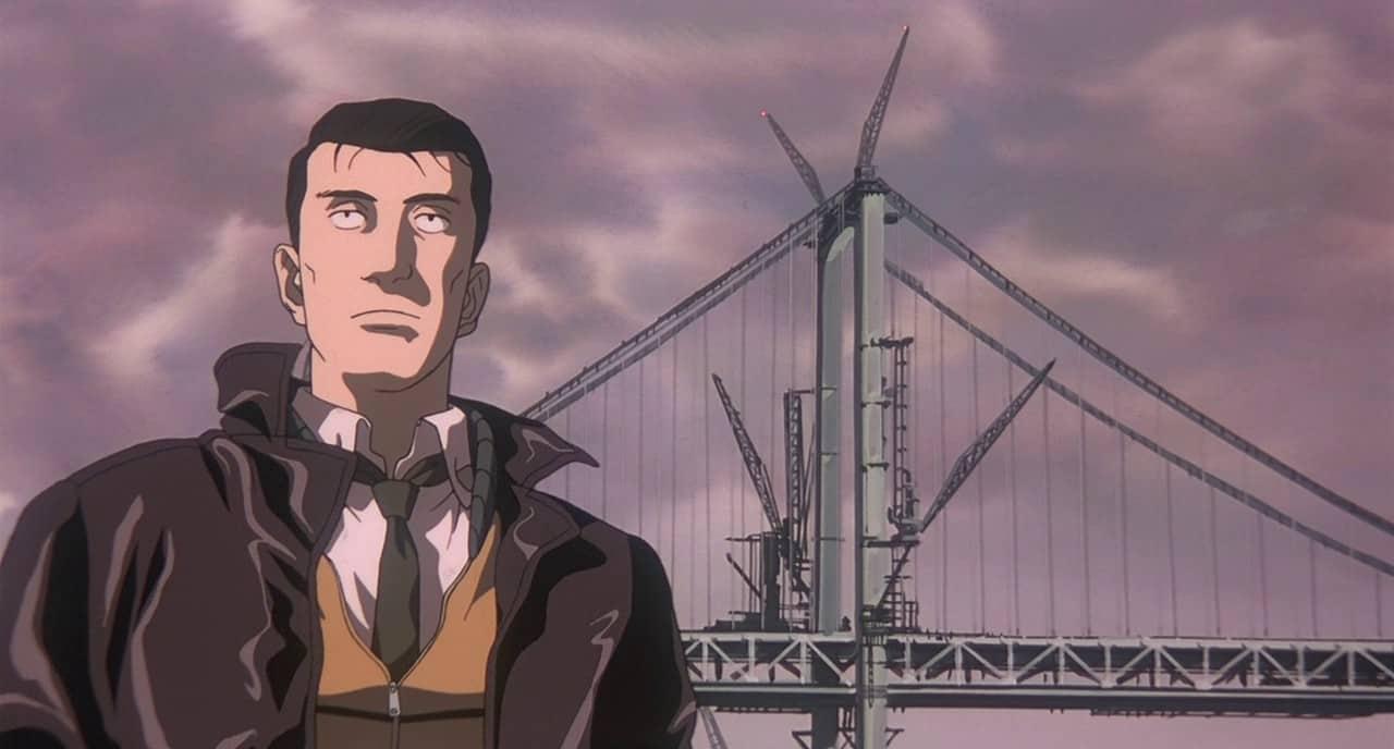 patlabor 2 film animazione giapponese