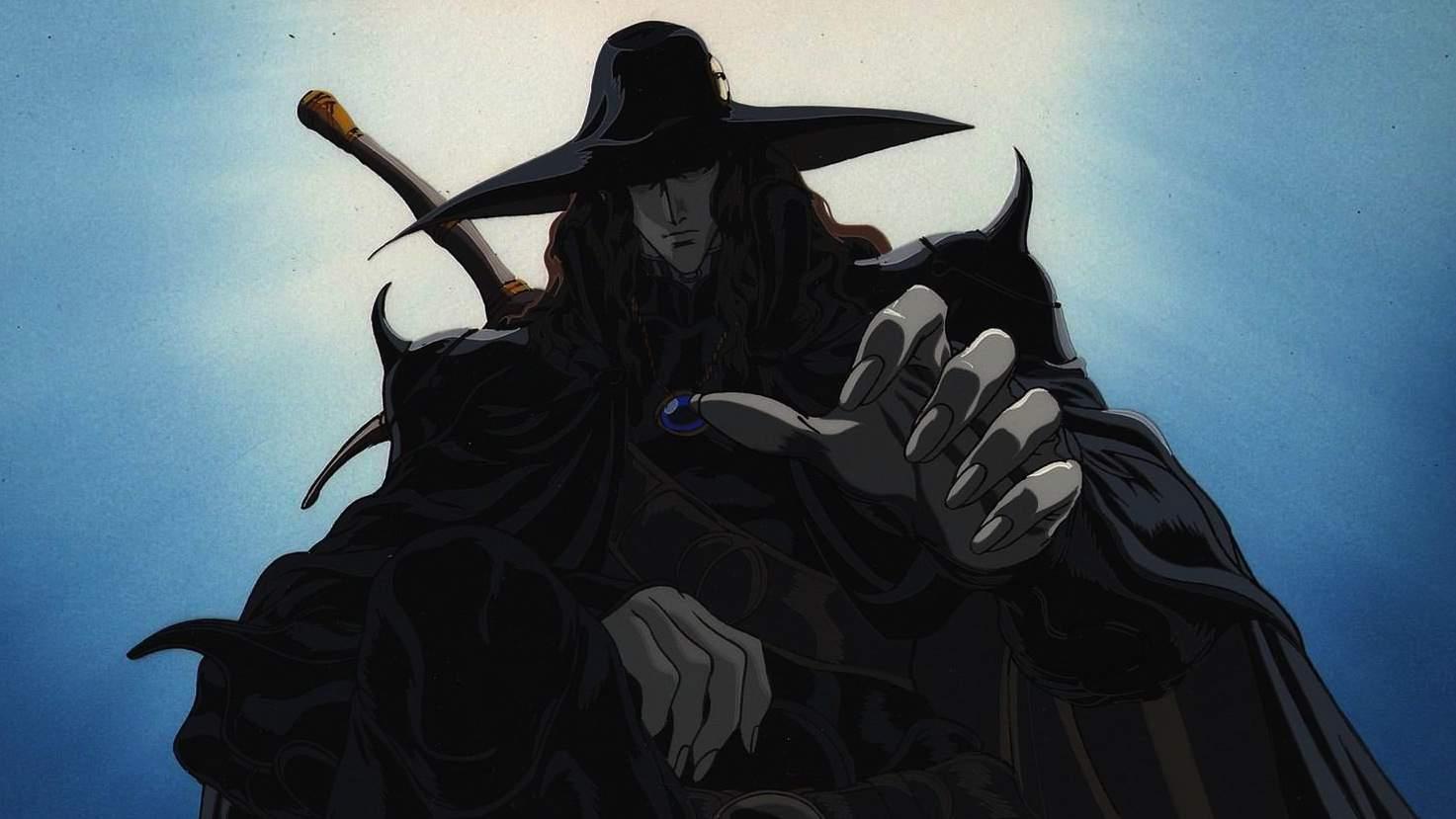 vampre hunter d bloodlust film animazione giapponese