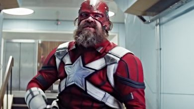 Photo of Black Widow: ecco un primo sguardo allo scudo di Red Guardian