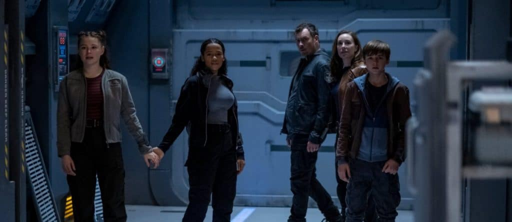lost in space trailer seconda stagione