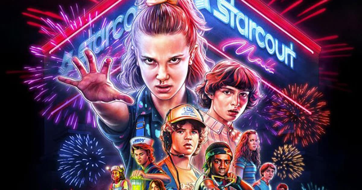stranger things 4 titolo
