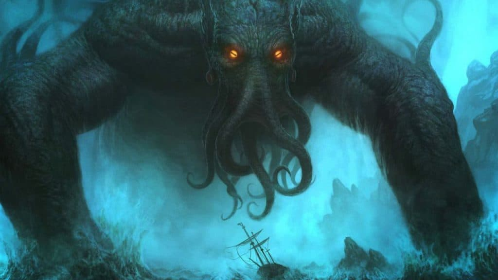 chtulhu lovecraft