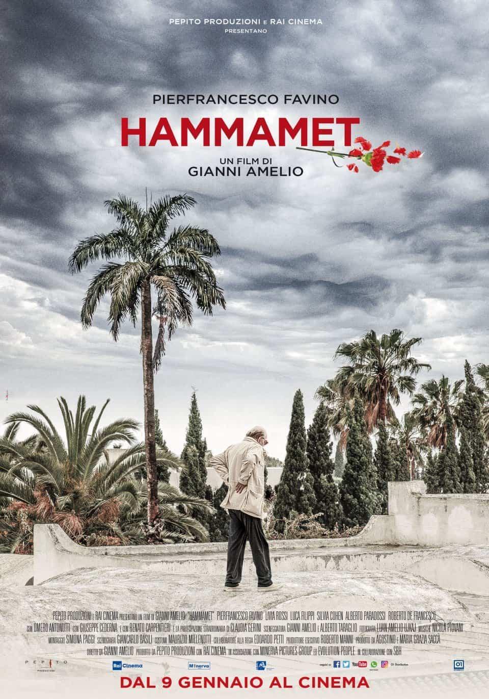 poster Hammamet