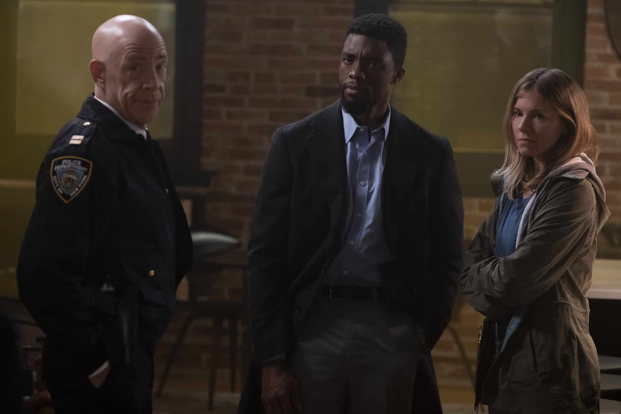 City of Crime recensione del film con J.K. Simmons
