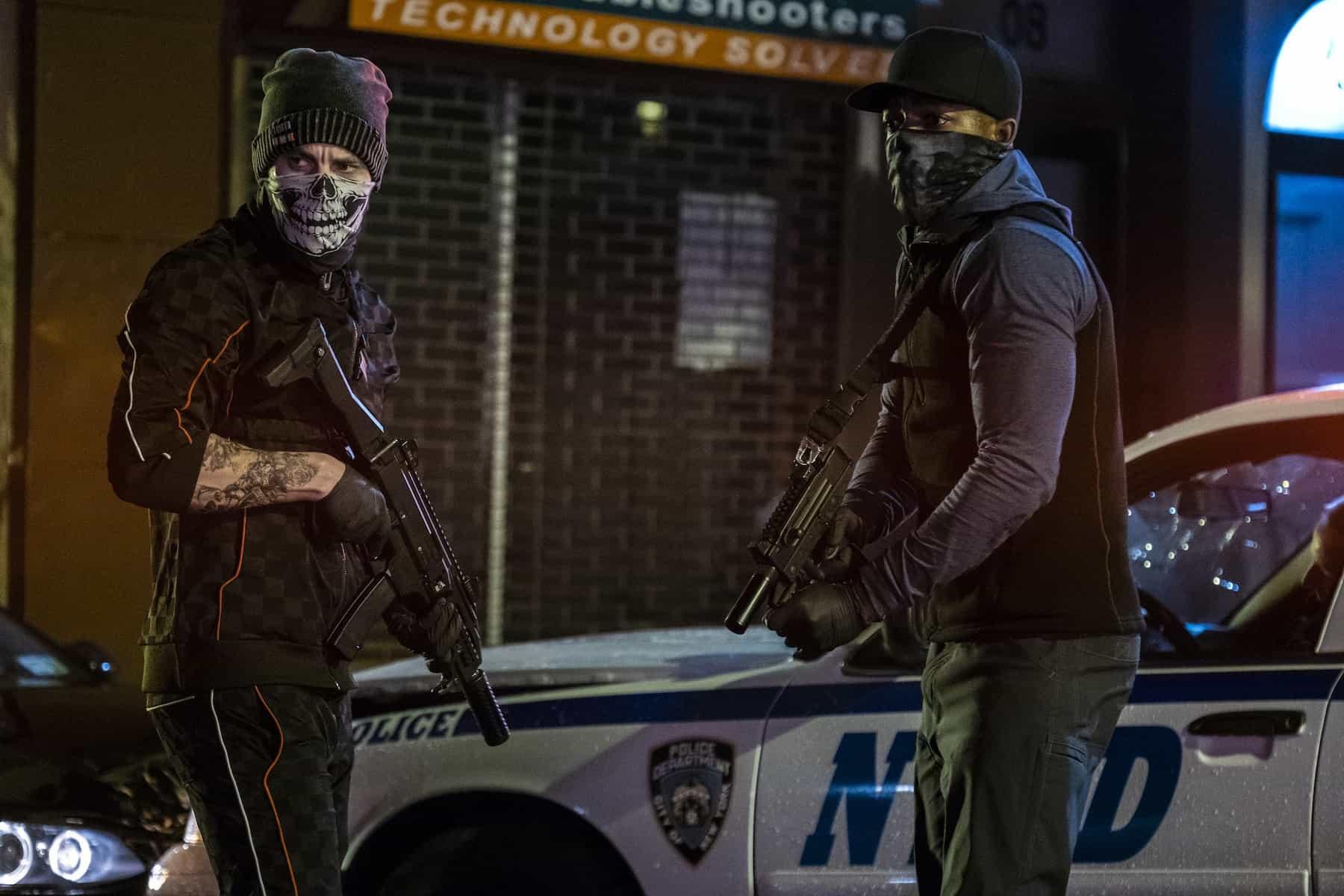 City of Crime recensione del film di Brian Kirk