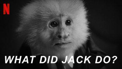 Photo of David Lynch interroga una scimmia nel corto What Did Jack Do? disponibile su Netflix