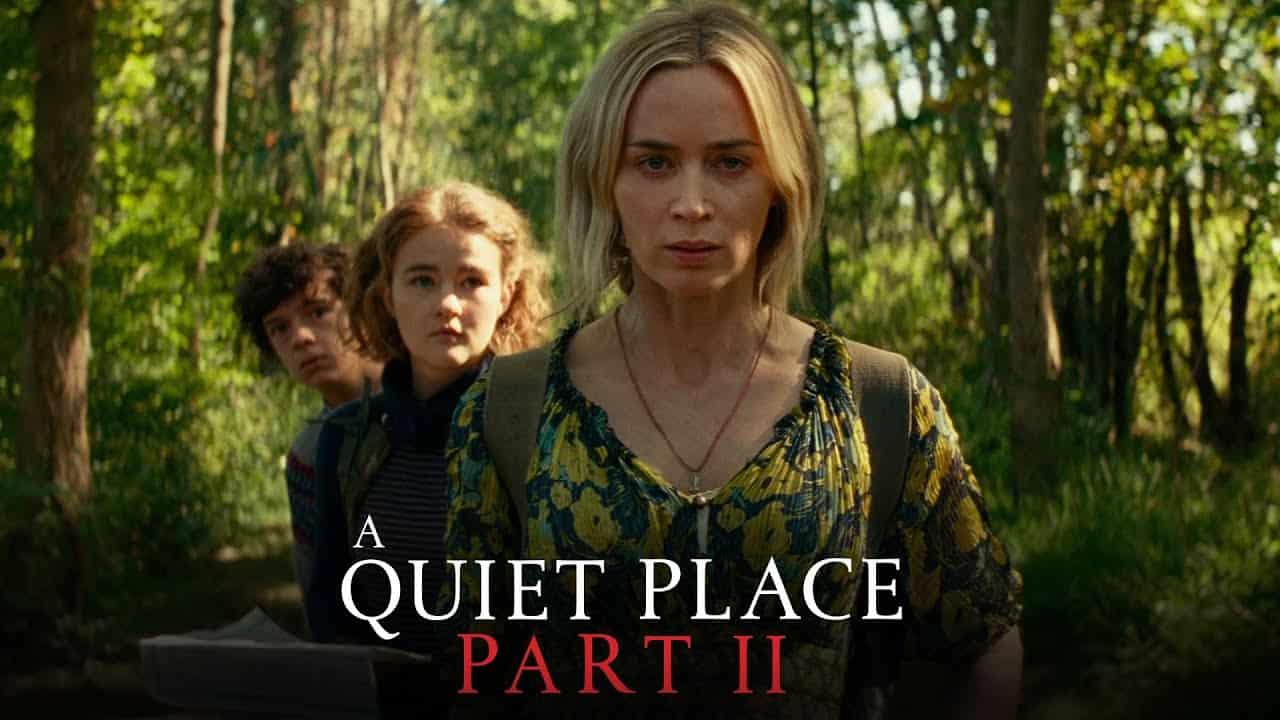 a quiet place 2 trailer ufficiale